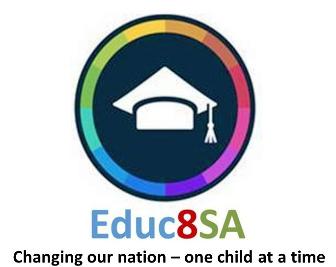 Logo for Educ8 SA homeschool curriculum provider