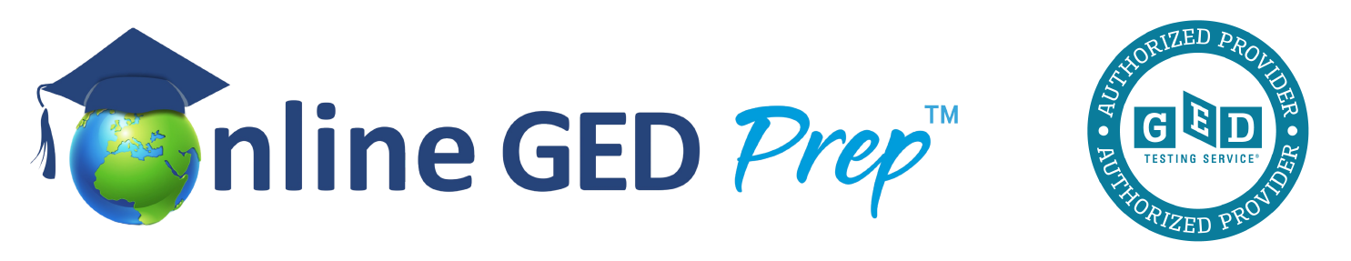 Logo for Online GED Prep homeschool curriculum provider
