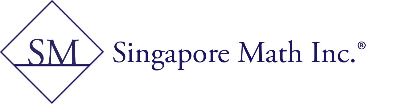 Logo for Singapore Math Inc homeschool curriculum provider